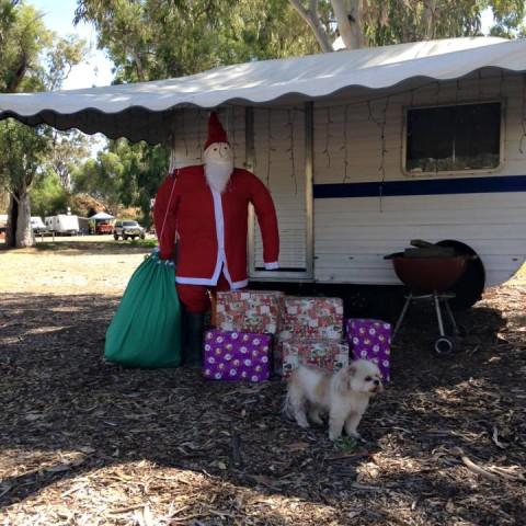 Santa has Arrived