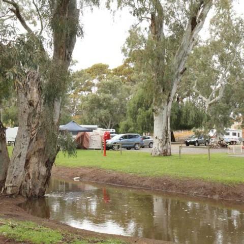 Caravan Park After the Rain 6